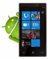 WindowsPhone Dan Android Ada Di Satu Ponsel