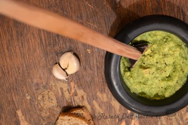 guacamole sos avocado
