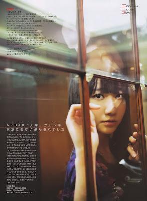 AKB48 Yuki Kashiwagi Twilight Princess