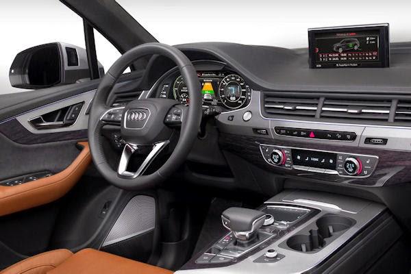 ... Audi Q7 Interior besides 2016 Audi Q7 Interior. on audi q7 hybrid