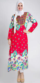 Koleksi Baju Dress Muslimah