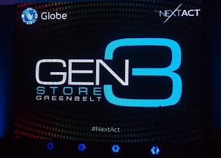 Globe Opens Two-Story GEN 3 Store in Makati City