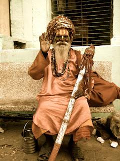 India guru snapshot