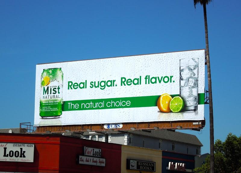 Sierra Mist billboard