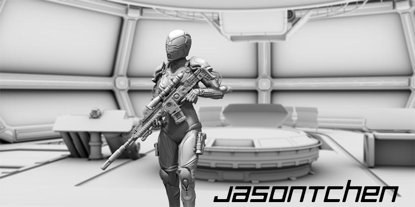 Jason Chen 3D Artist
