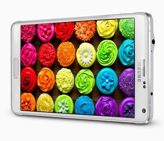 Harga Dan Spesifikasi Samsung Galaxy Note 4