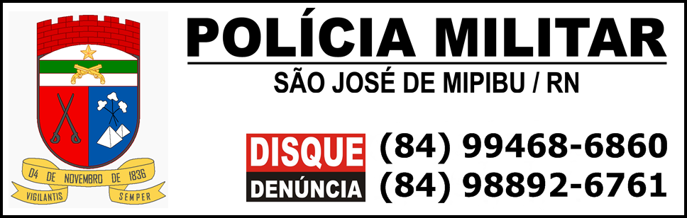 Polícia Militar de São José de Mipibu/RN