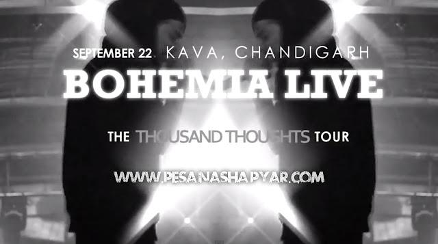 BOHEMIA - live on stage & behind the scenes free video download punjabi rap star
