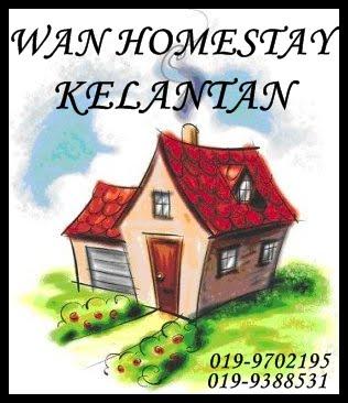 Wan Homestay Kota Bharu Kelantan