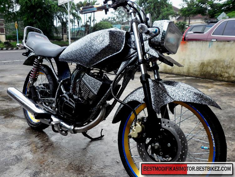 on this picture modifikasi motor modification king cobra surakarta