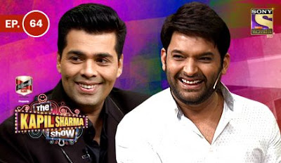 Poster Of The Kapil Sharma Show 3rd December 2016 Episode 64 300MB Free Download