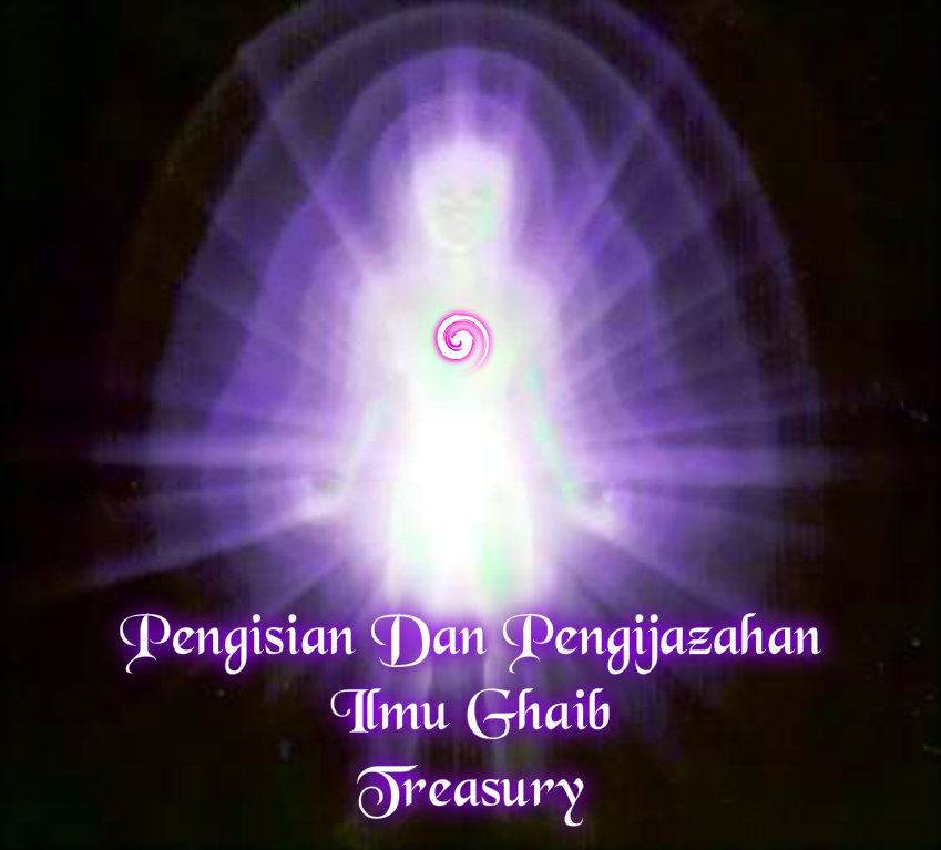 pengisian dan pengijazahan ilmu ghaib treasury