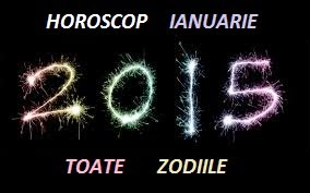 Horoscop ianuarie 2015 - Toate zodiile