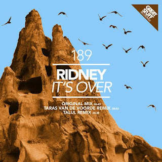 Ridney - It's Over (Incl. Taras Van De Voorde & Talul Remixes)