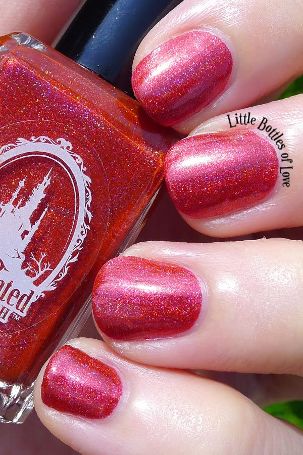 Enchanted Polish July 2014 Swatch