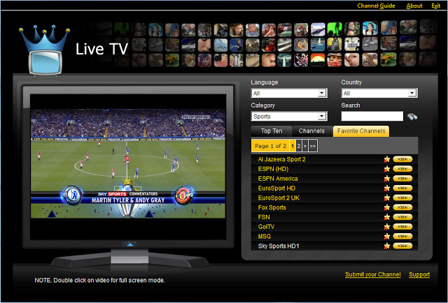 Best 30 Sites to Watch Live TV Online Free on PC or Laptop