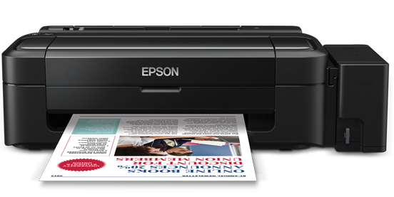 Printer Epson L110 Series Free Download Driver