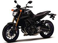 2014 Yamaha FZ-09 Gambar Motor 3
