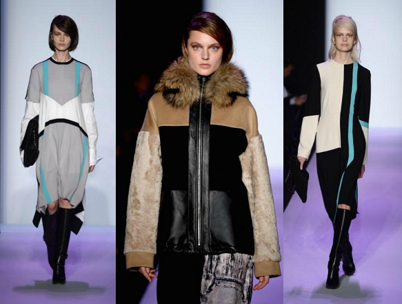 BCBG Max Azria Fall 2014, New York Fashion Week, NYFW Fall 2014