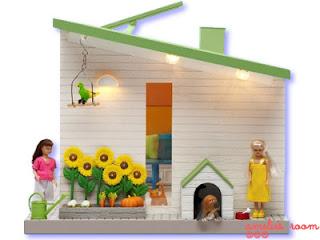 Lundby gotland dolls house