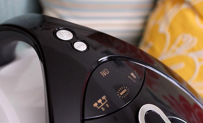 Moneual Rydis U60 Pro Handheld Vacuum- 2012 Red Dot Design Award Winner