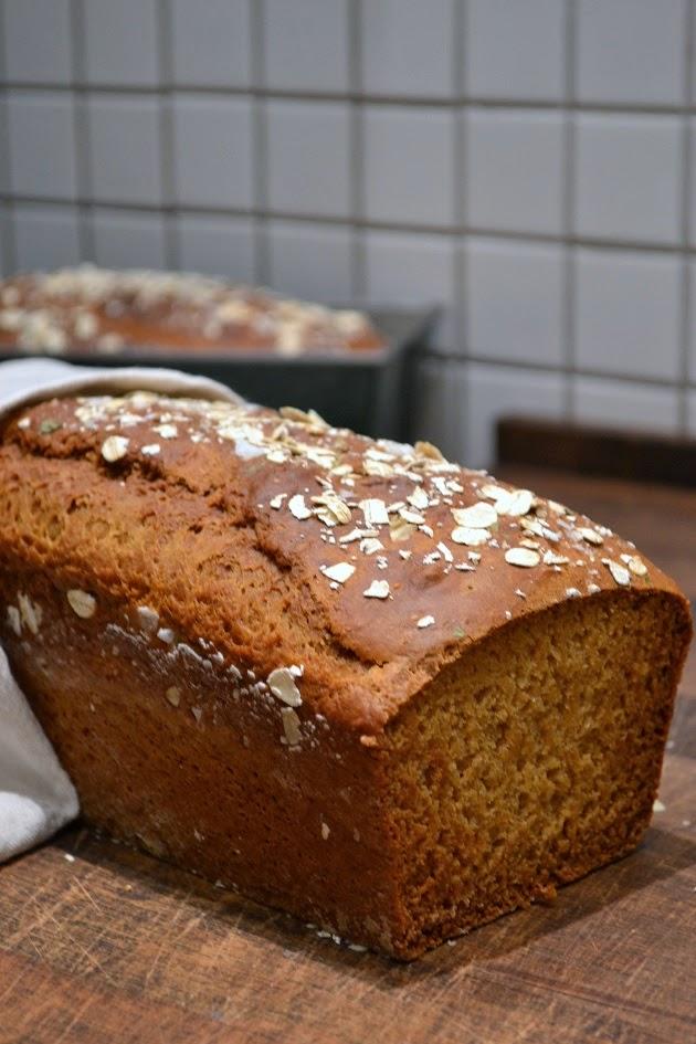gott hembakat bröd