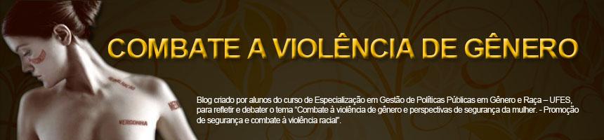 Combate à Violência de Gêneros