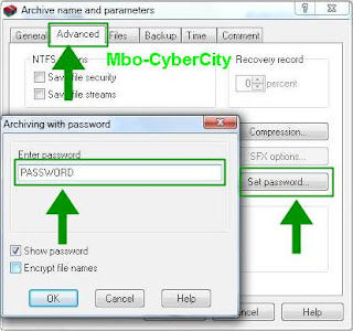Cara Membuka File Dengan Format Zip, 7z , RAR