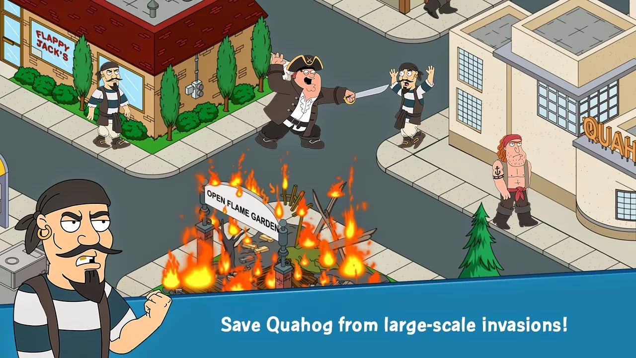 Family Guy The Quest for Stuff v1.5.9 Mod