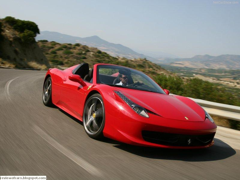 2013 ferrari 458 spider cars reviews. Cars Review. Best American Auto & Cars Review