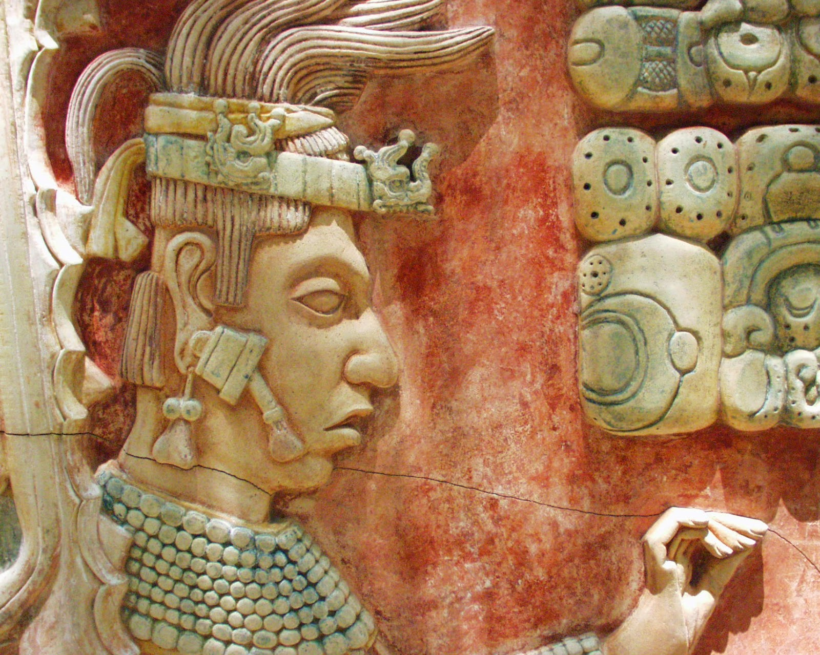 Atlantean Gardens Maya Ruler Of Palenque Pakal The Great