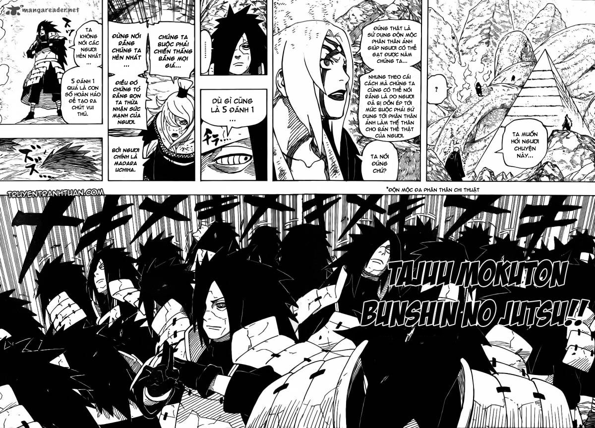 Naruto - Chapter 578 - Pic 8