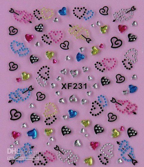 3d movie image 3d nail art stickers suppliers 3d nail art stickers suppliers3 prinsesfo Gallery
