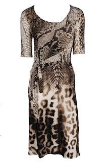 afrodit sırt dekolteli elbise modeli