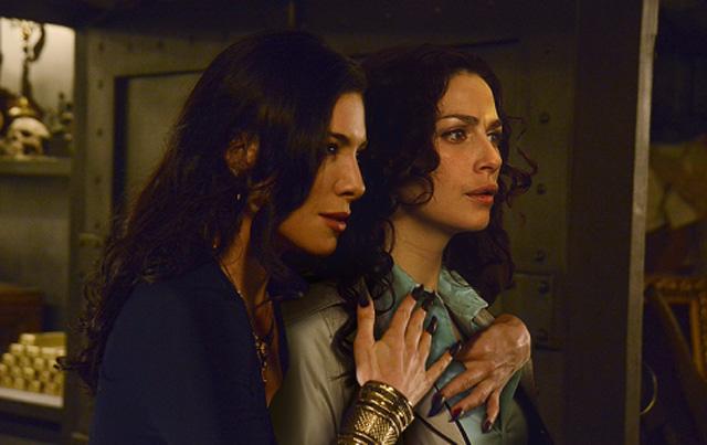 warehouse 13 season 4 pete and myka relationship