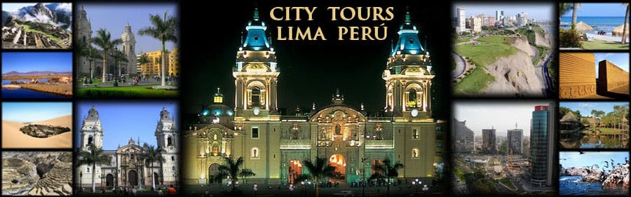 City Tour Lima Peru, Tours privados en Lima