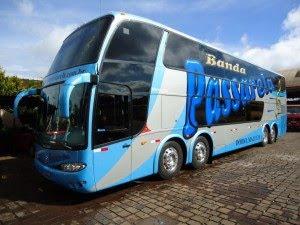 Conheça as novidades dos ônibus que levam os artistas!!