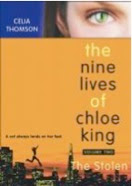 bookcover of 9 Lives of Chloe King - THE STOLEN
