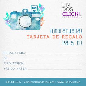 REGALA UNA SESIÓN DE FOTOS