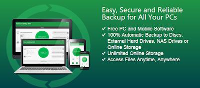 أحصل على 5 جيجا بايت مجانية للتخزين ملفاتك عبر الإنترنت من Nerobackitup 2014