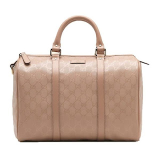 Gucci Imprime Boston Bag
