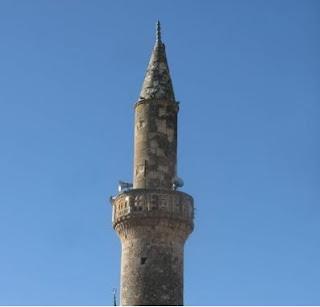 Kahve falında minare görmek
