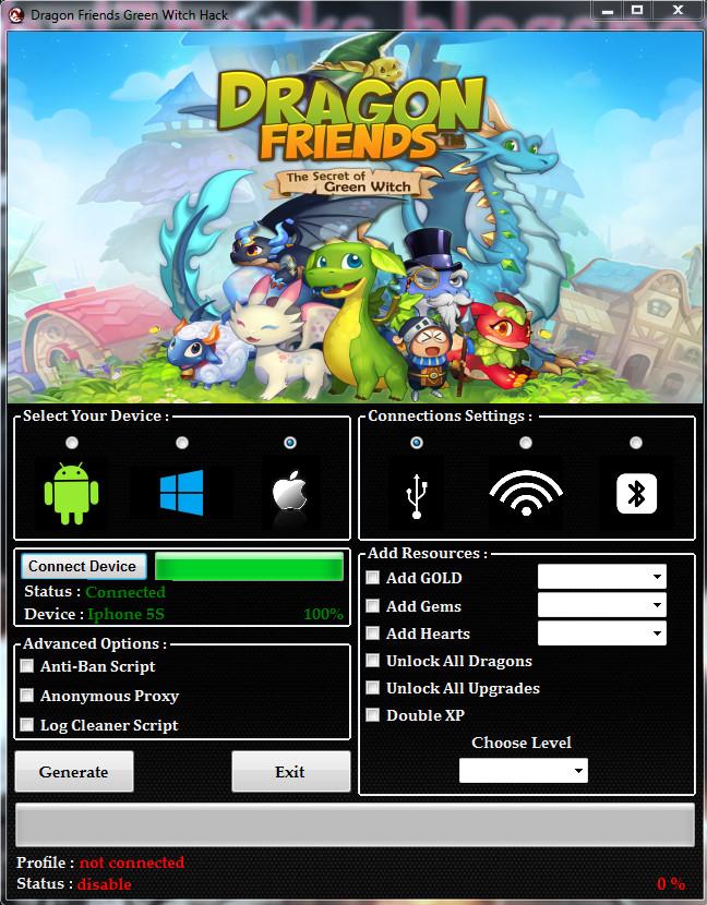 dragon city hack gems free download no survey no password