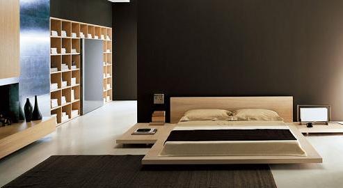 S arquitetura e planejamento decora o quartos minimalistas - Diseno de interiores dormitorios pequenos ...
