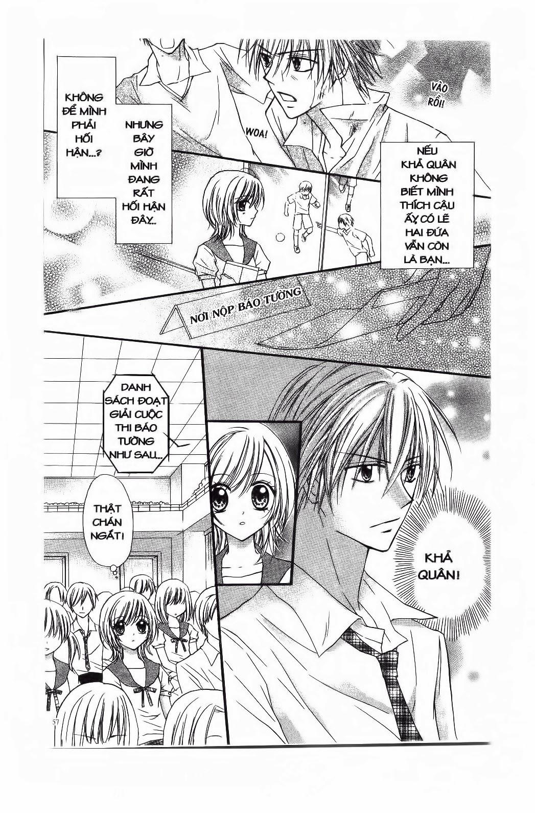 Mọt Sách đáng Yêu Chapter 3 - Trang 16