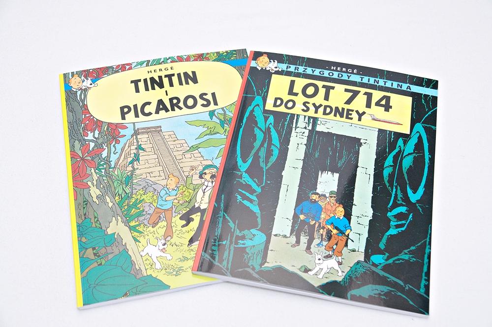 Tintin i picarosi