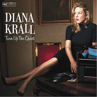 "Diana Krall. Nuevo álbum: ""Turn up the quiet"""