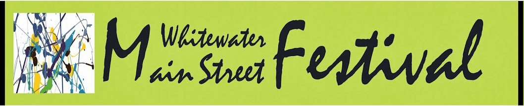 Whitewater Main Street Festival