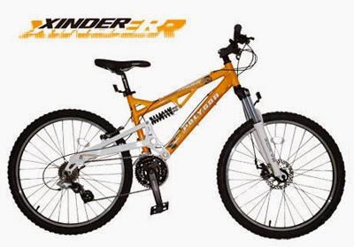 Harga Sepeda Gunung Polygon Terbaru keren kuat kualitas bagus bulan ini