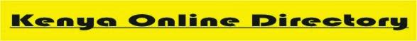 Kenya Online Directory